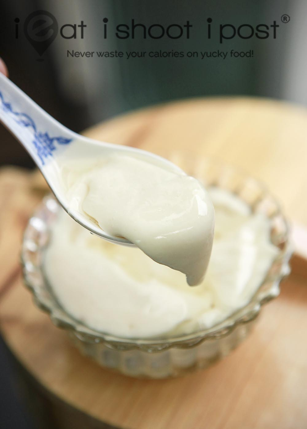 Silky smooth Tau Huay Bean Curd