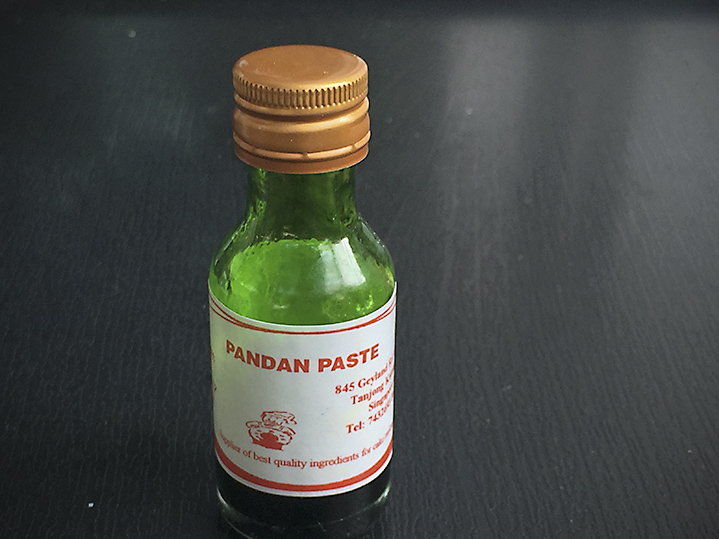 Ailin Pandan Paste