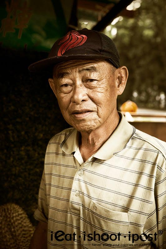 "85 Year old ""Ah Di"" 阿第"