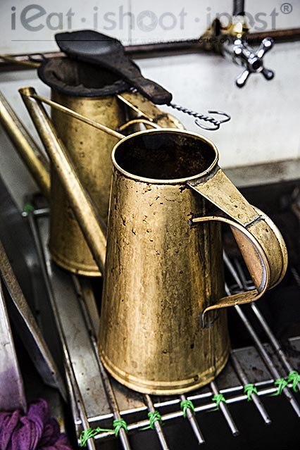 Traditional Brass Pots