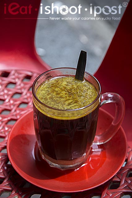 Kopi Gu You (Coffee with Butter)