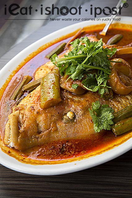 Zai Shun Curry Fish Head: How to get a head in 2014 - ieatishootipost