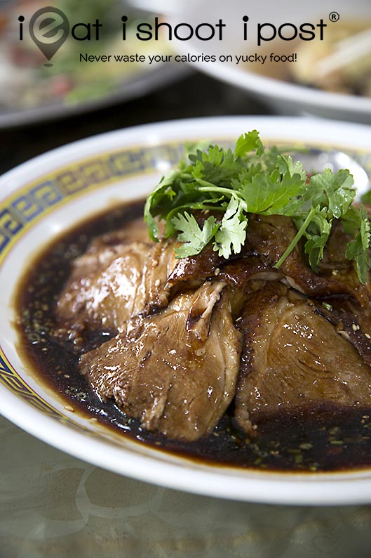 Braised Duck $20