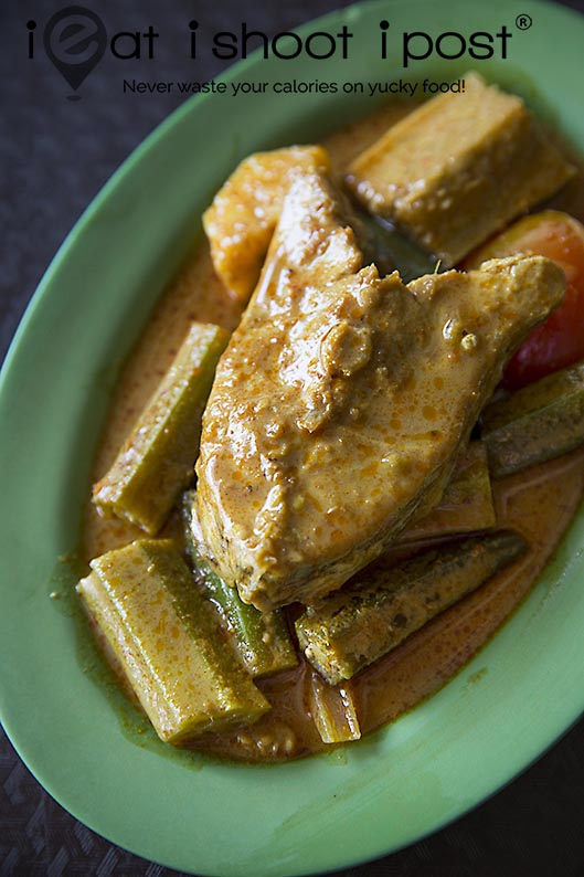 Fish Curry $4.70