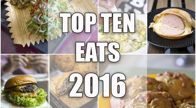 Top Ten Eats