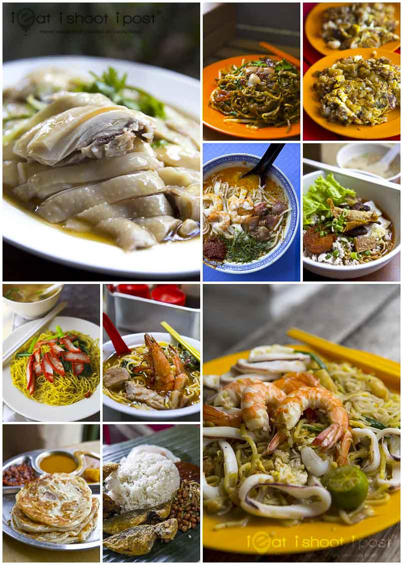 10 Kitchen And Home Decor Items Every 20 Something Needs: Singapore's Top Ten Hawker Dishes