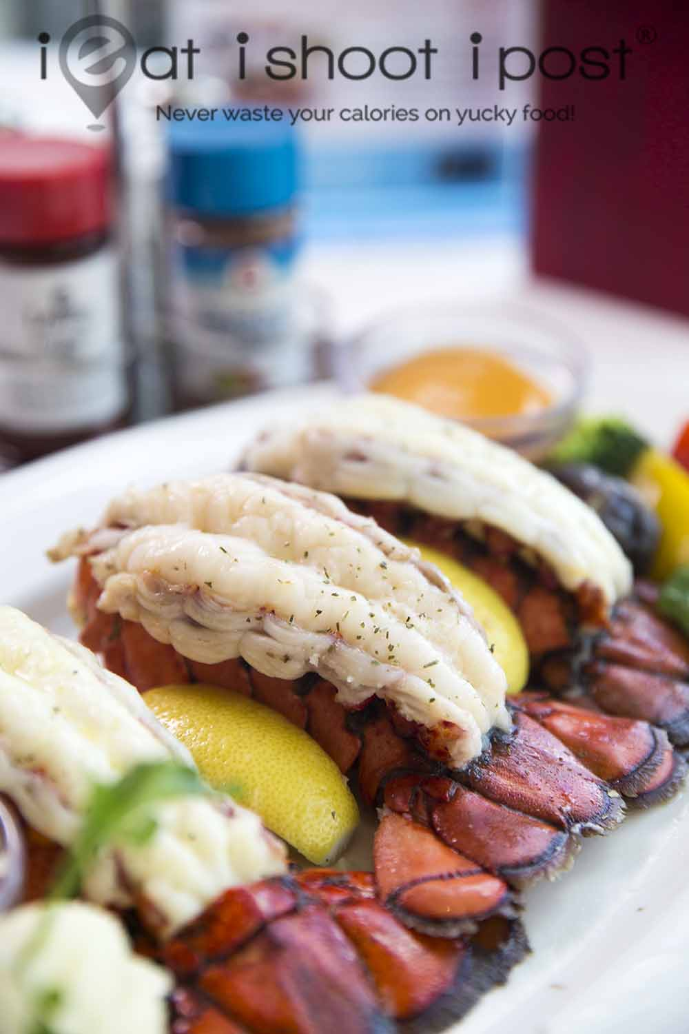Lawry's Lobster Tail