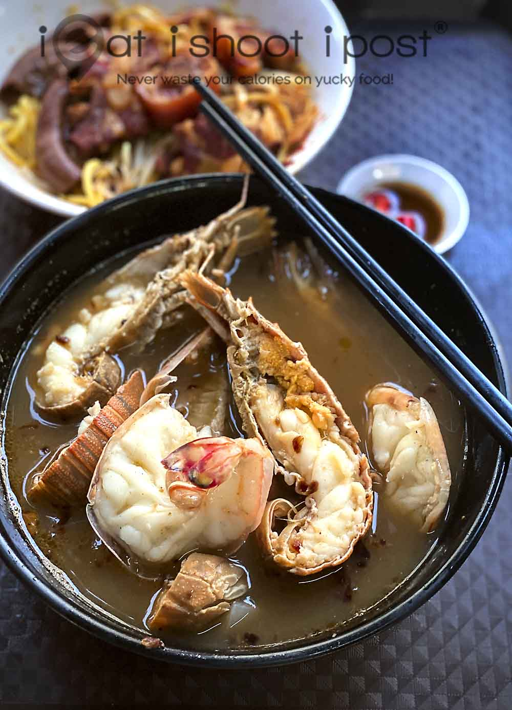 Big Prawn Soup