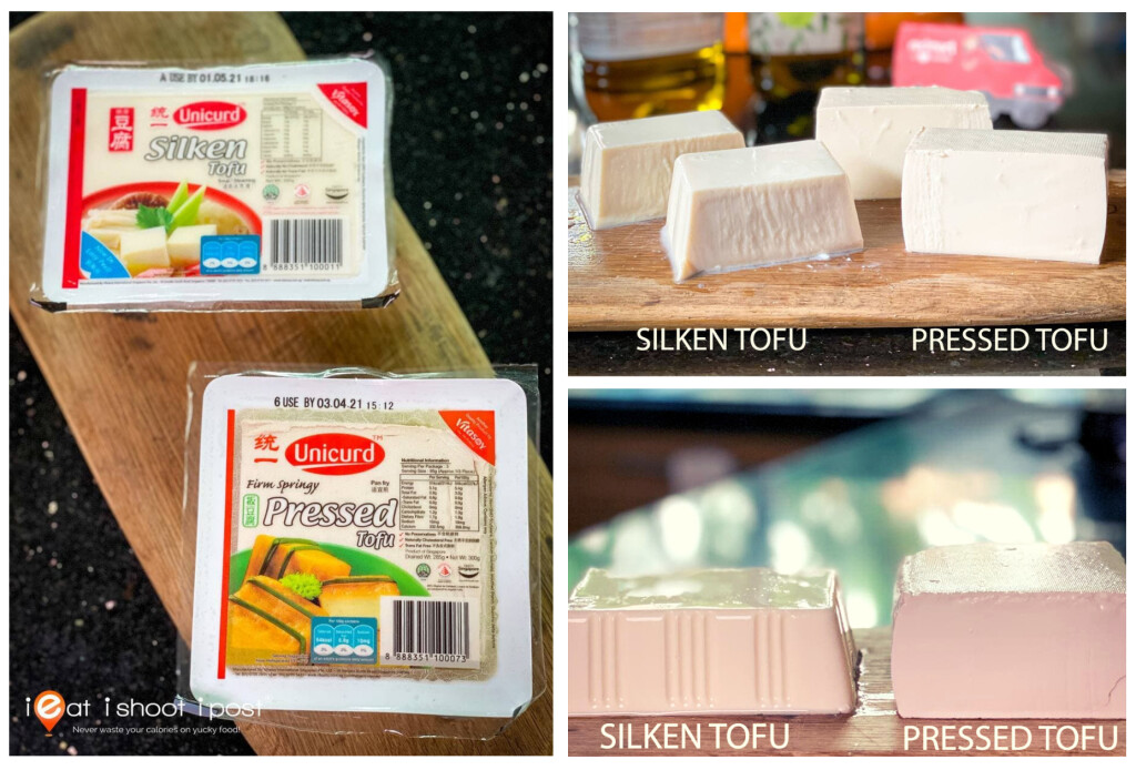 Silken vs Pressed Tofu